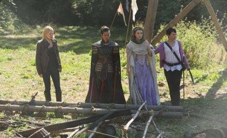 Once Upon a Time Picture Preview: Attacked!