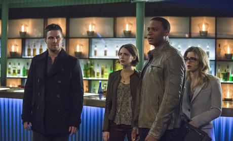 Team Arrow Season 3 Episode 19