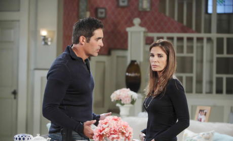 Rafe Begs Hope - Days of Our Lives