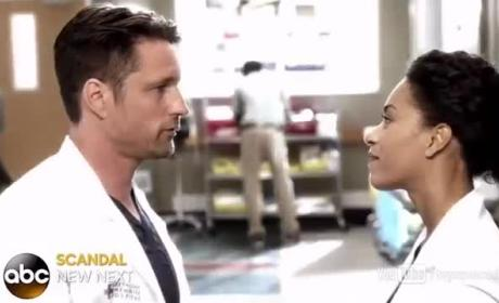 Grey's Anatomy Season 12 Episode 7 Promo