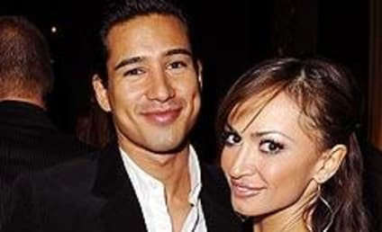 Karina Smirnoff and Mario Lopez Break Up