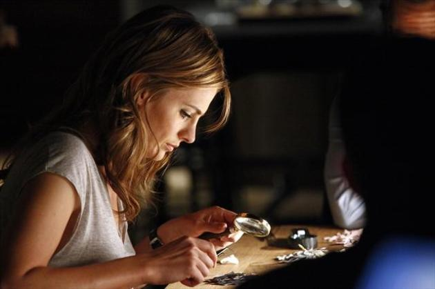 Beckett on the Season Premiere