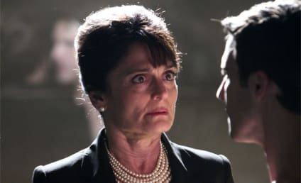 Heroes Spoilers: Angela Petrelli on the Run