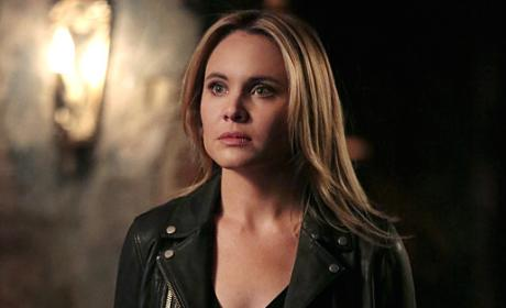 The Originals' Q&A: Leah Pipes on Klamille, Clothing and More!