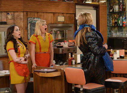 2 Broke Girls - And the Inside Outside Situation