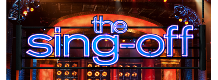The sing off logo