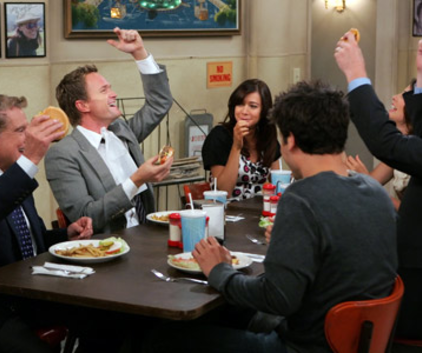 Watch How I Met Your Mother Season 4 Episode 2