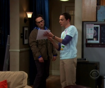 Watch The Big Bang Theory Season 2 Episode 10