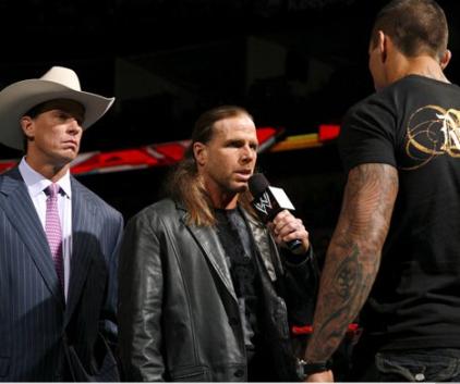 JBL, HBK and Orton