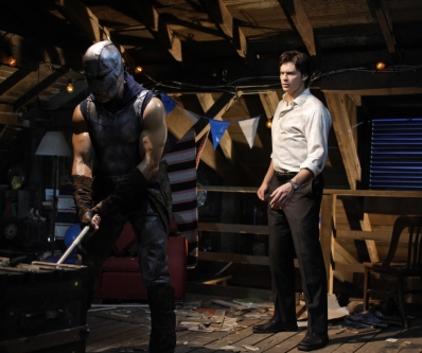 Watch Smallville Season 8 Episode 11