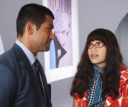 Watch Ugly Betty Season 3 Episode 3