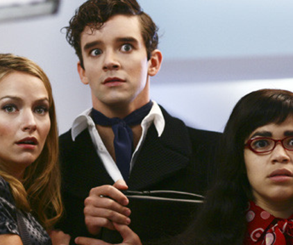 Watch Ugly Betty Season 1 Episode 4