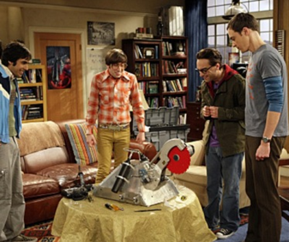 Watch The Big Bang Theory Season 2 Episode 12
