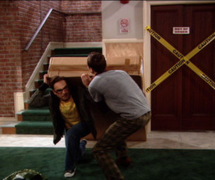 Watch The Big Bang Theory Season 1 Episode 2