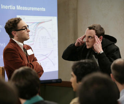 Watch The Big Bang Theory Season 1 Episode 9