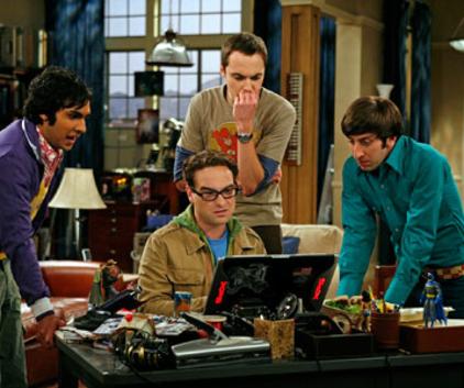 Watch The Big Bang Theory Season 1 Episode 14