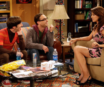 Watch The Big Bang Theory Season 1 Episode 15