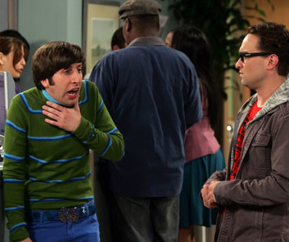 Watch The Big Bang Theory Season 1 Episode 16