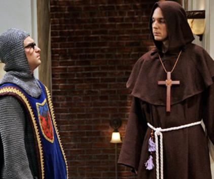 Watch The Big Bang Theory Season 2 Episode 2