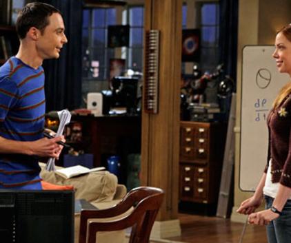 Watch The Big Bang Theory Season 2 Episode 6