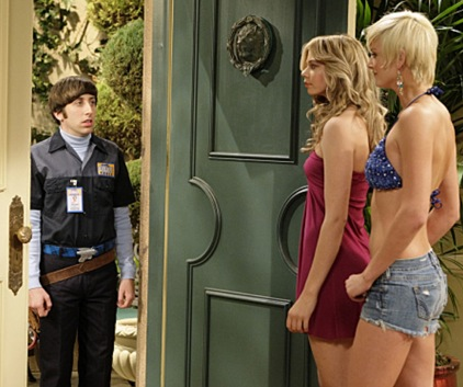 Watch The Big Bang Theory Season 2 Episode 7