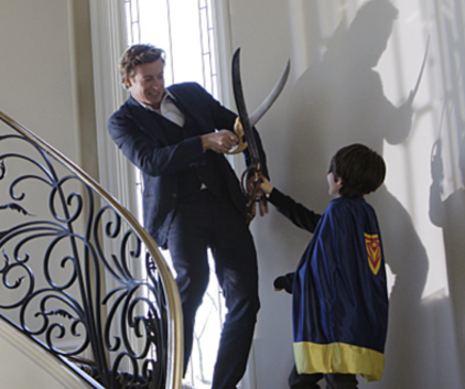 Watch The Mentalist Season 1 Episode 15