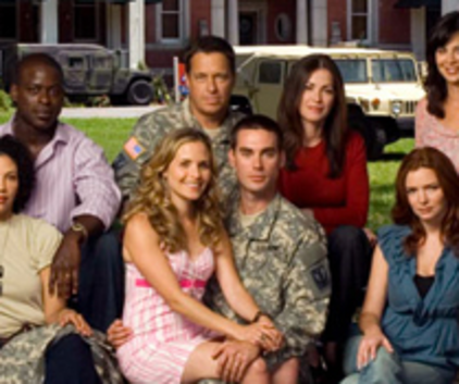 Watch Army Wives Season 2 Episode 9