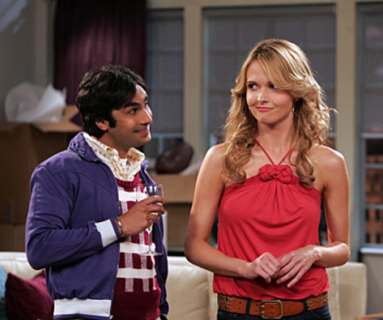 Watch The Big Bang Theory Season 2 Episode 19