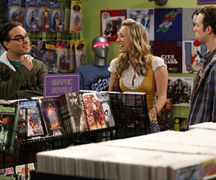 Watch The Big Bang Theory Season 2 Episode 20