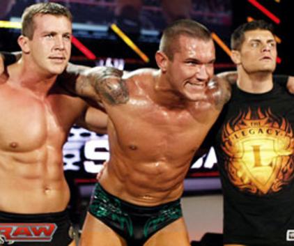 Orton and Heels