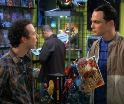 Watch The Big Bang Theory Season 2 Episode 22
