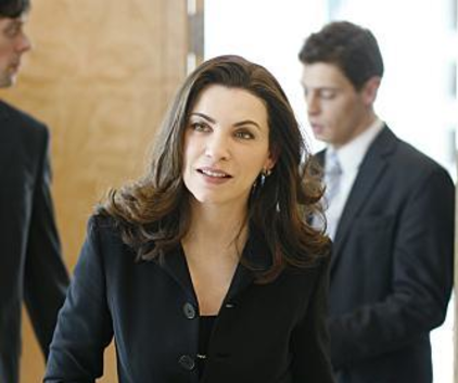 Watch The Good Wife Season 1 Episode 1