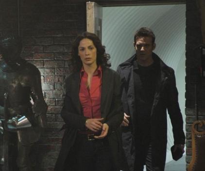 Watch Warehouse 13 Season 1 Episode 4