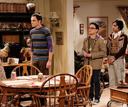 Watch The Big Bang Theory Season 3 Episode 1