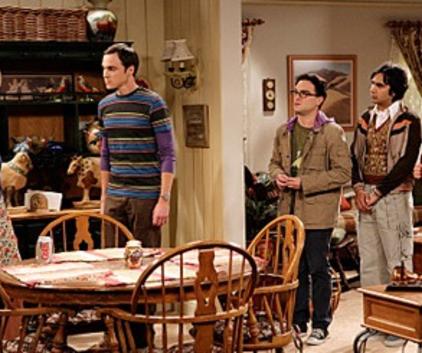 Watch The Big Bang Theory Season 3 Episode 1