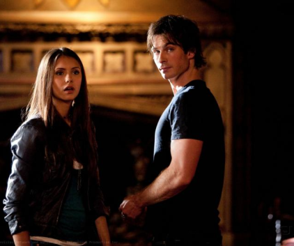 Watch The Vampire Diaries Season 1 Episode 2