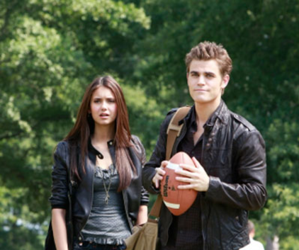 Watch The Vampire Diaries Season 1 Episode 3