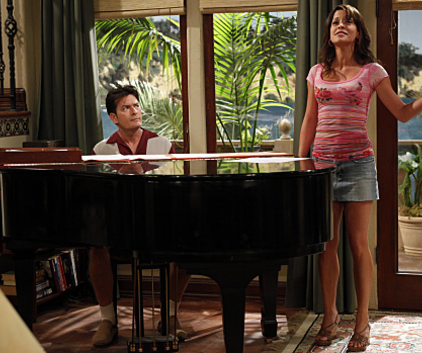 Watch Two and a Half Men Season 7 Episode 1