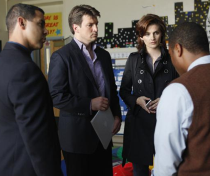 Watch Castle Season 2 Episode 3