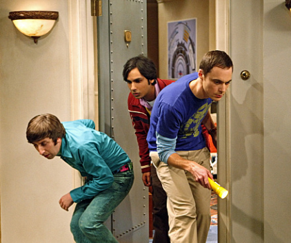 Watch The Big Bang Theory Season 3 Episode 2