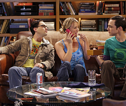 Watch The Big Bang Theory Season 3 Episode 3