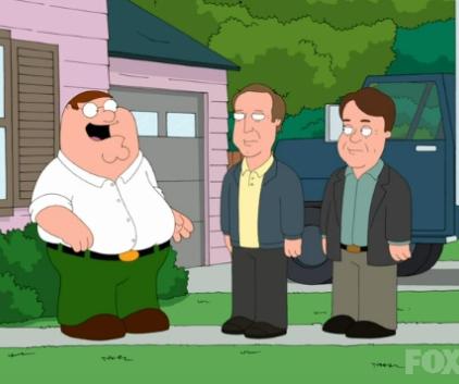 Watch Family Guy Season 8 Episode 3