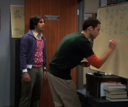 Watch The Big Bang Theory Season 3 Episode 4