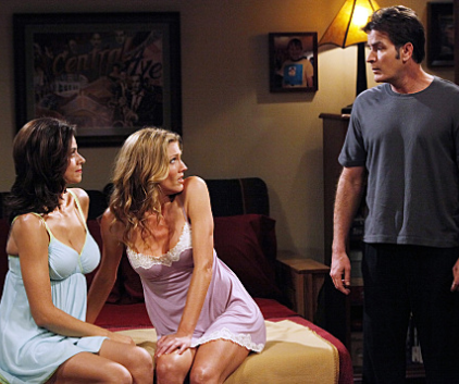 Watch Two and a Half Men Season 7 Episode 8