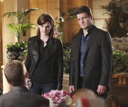 Watch Castle Season 2 Episode 8