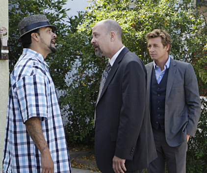 Watch The Mentalist Season 2 Episode 7