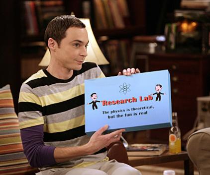 Watch The Big Bang Theory Season 3 Episode 7