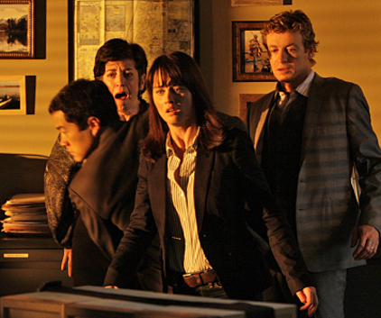 Watch The Mentalist Season 2 Episode 8