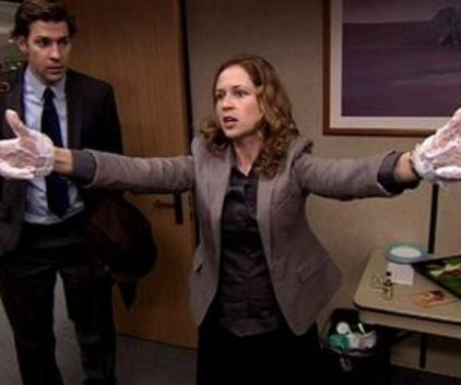 Watch The Office Season 6 Episode 10