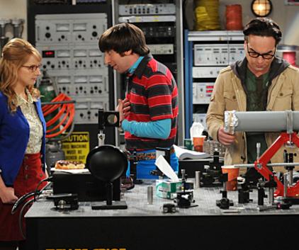 Watch The Big Bang Theory Season 3 Episode 10